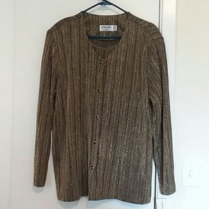 ALFRED DUNNER NWT Top
